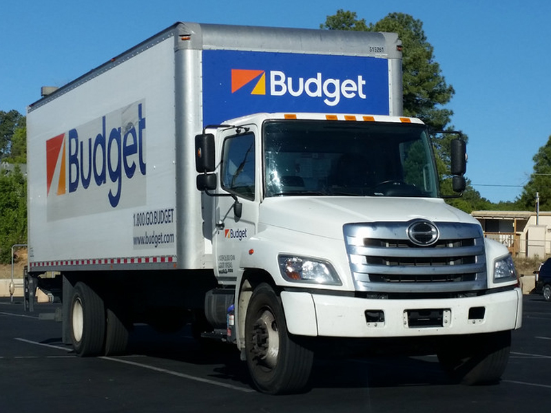 Budget Truck Rental Moving Help Tuxedo Moving